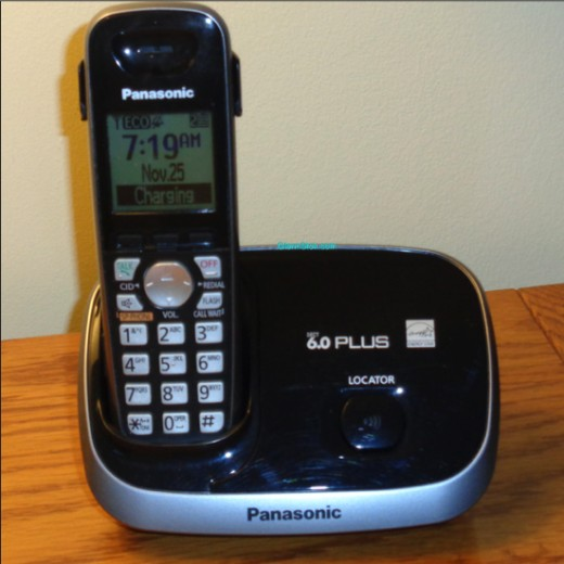 Panasonic Phone Handset on Base