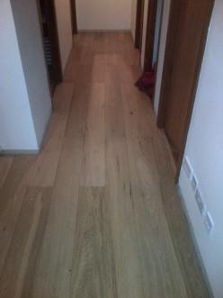 Engineered Wood Floor Installation