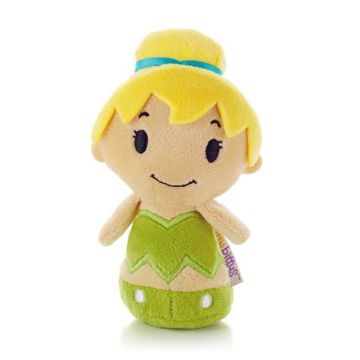 Tinker Bell itty bitty from Hallmark.