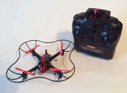 Aerodrone X6 from CVS and controller