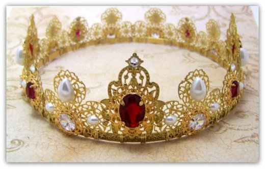 Crown fit for a Queen.