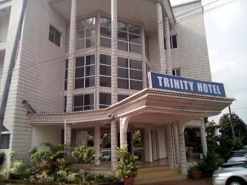 Trinity Hotel, Down Beach, Limbe, Cameroon