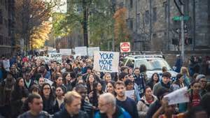 Yale Students Ask Yale to Move on the Discrimination Issue