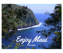 How to Enjoy Maui for Less