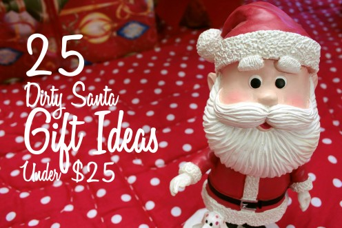 25 Dirty Santa Gift Ideas Under $25