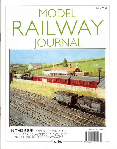 For the finescale modeller who wants to take the hobby even further. Scalefour or Protofour and EM Standard Gauge as well as Narrow Gauge modelling layout features and 'how to' hints
