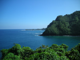 View from Hana Highway