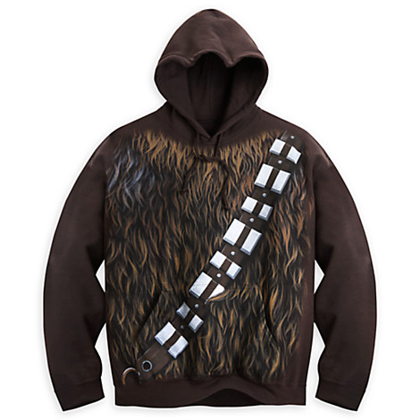 Chewie sweatshirt from the Disney Store.