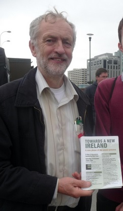 Jeremy Corbyn Denies Being Pacifist.