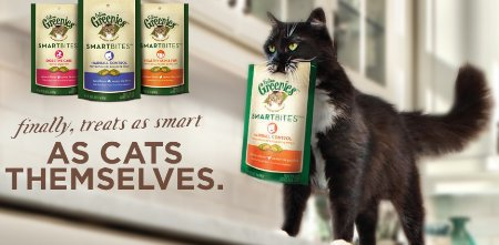 Feline Greenies Smart Bites Ad