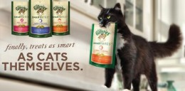Feline Greenies Smart Bites Ad