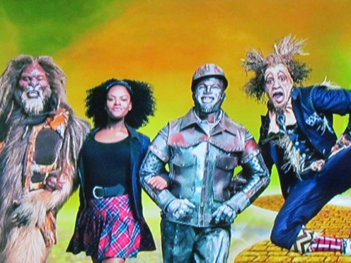 The Wiz Live! Will appear on NBC, Thursday at 8pm