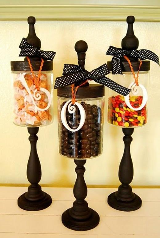 homemade christmas decorations made for jars