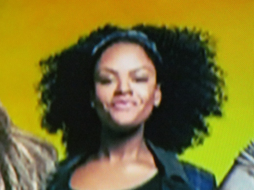 Shaunice Williams, plays Dorothy in The Wiz Live.