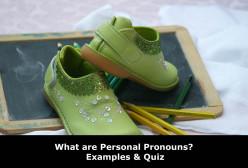 Personal Pronouns | Examples & Quiz