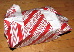 Do you have gift wrapping skills?