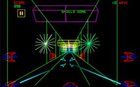 Star Wars the Arcade Game
