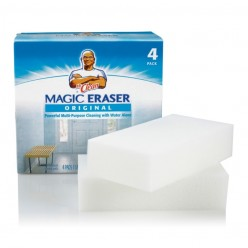Magic Eraser scrubber