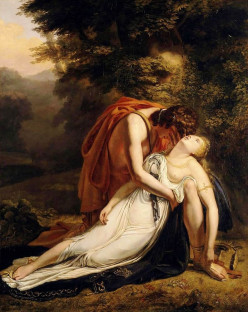 My Eurydice: a modern day version of Orpheus and Eurydice