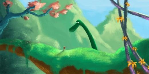 Original concept art for the film