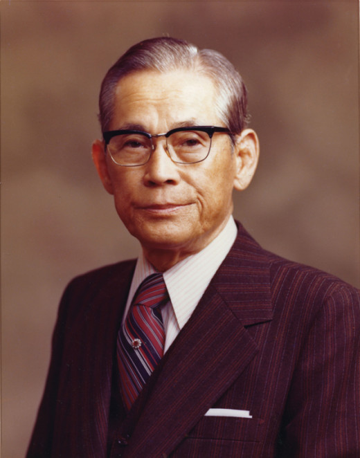 Mr. Lee Byung Chul - Founder of Samsung