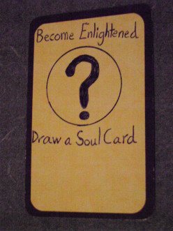 Custom Card Series: Soul Cards for Munchkin