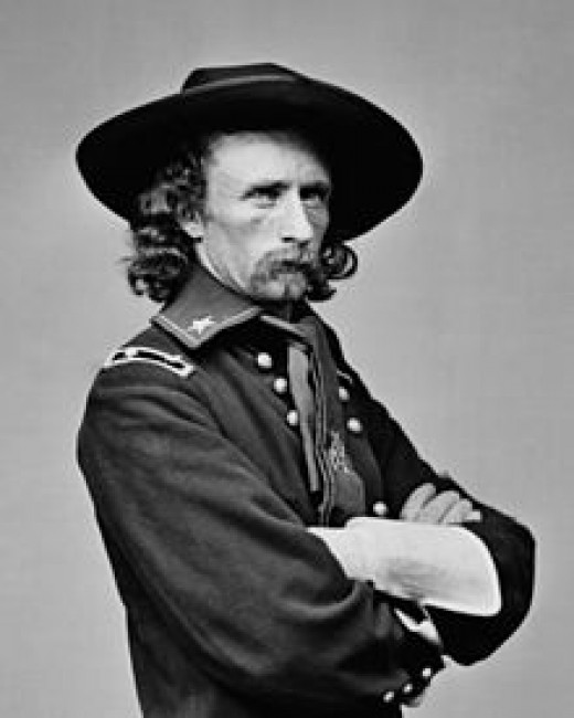 Lt. Col. George Armstrong Custer
