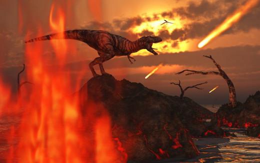 Dinosaur Distruction
