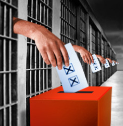 Have you heard about Democrats trying to get voting rights for prisoners?