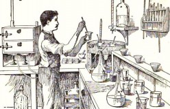 Perfume Formulas, 1910.  Public Domain