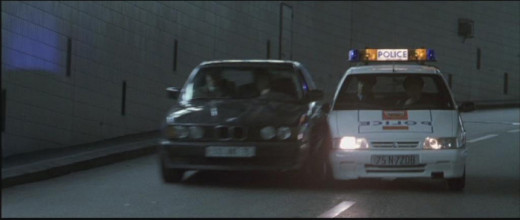 The film has more than its fair share of car chases but these are exciting and well shot.
