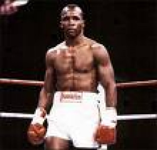 Middleweight: Sugar Ray Leonard