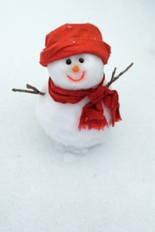 Build your own Frosty The Snowman while teaching your kids the song!
