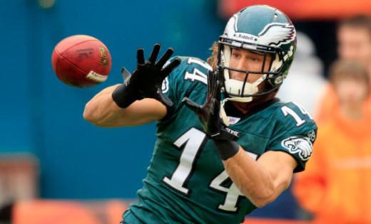 Philadelphia Eagles WR Riley Cooper