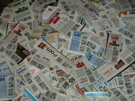 A collection of coupons and promo codes.