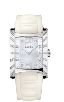 Ebel Brasilia Ladies Steel