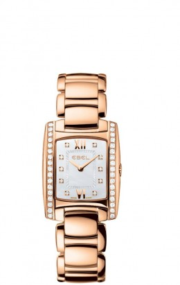 Ebel Brasilia Ladies Gold