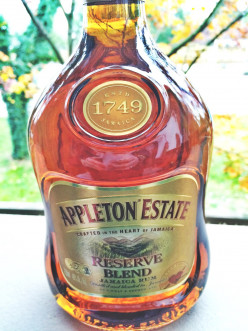 Get the party started this holiday season with a gift of Appleton Estate Reserve rum