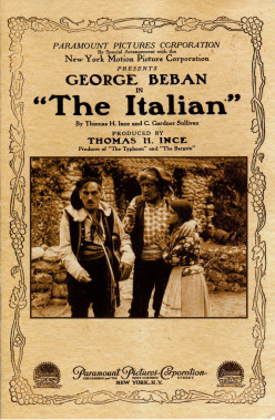 Film Review: The Italian
