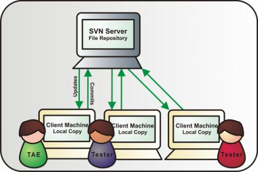 svn server