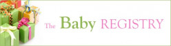 My Baby Registry Checklist. What You Need During Your Baby's First Year