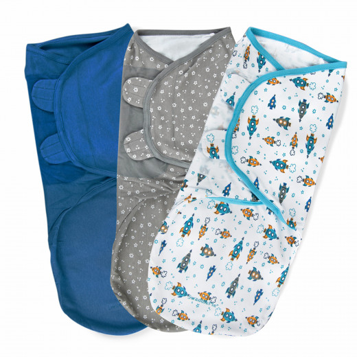 Summer Infant SwaddleMe Adjustable Infant Wrap