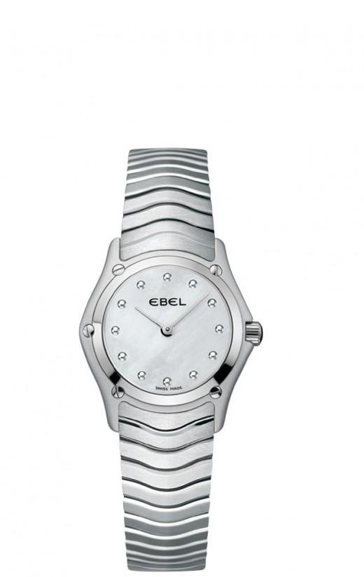 Ebel   Classic Ladies   Stainless Steel