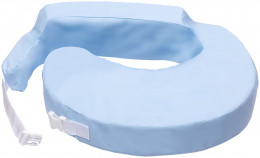 My Brest Friend Deluxe Nursing Pillow in Blue