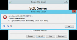 4 Methods to Reset Forgotten SQL Server SA Password