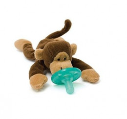 WubbaNub Brown Monkey