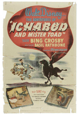 A Second Look: The Adventures of Ichabod and Mr. Toad