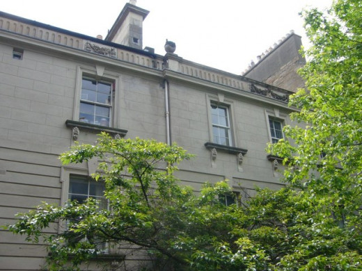 Sciennes Hill House – home of Adam Ferguson, Edinburgh, Scotland
