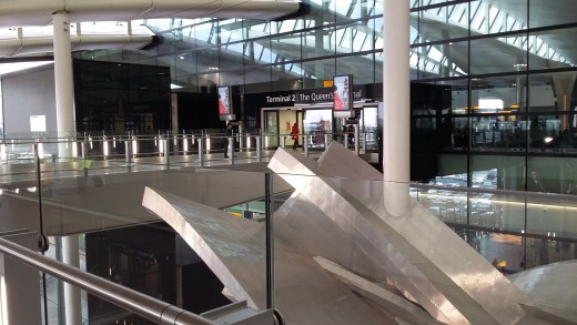 LHR's newest Terminal - The hub for Star Alliance carriers