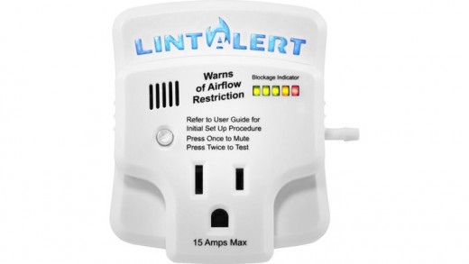 Install a Lint Alert today!